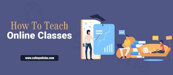 How To Teach Online Classes  How to take Online Classes  College Dis